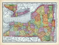 Page 066 - New York, World Atlas 1911c from Minnesota State and County Survey Atlas